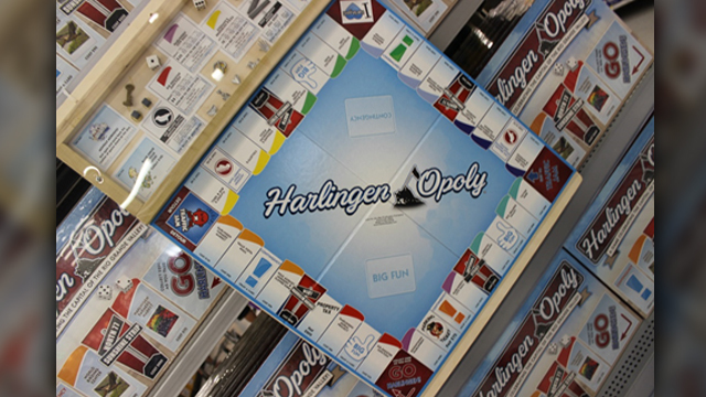 Welcome To Harlingen Opoly