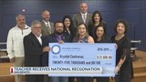 San Benito CISD Teacher Surprised with $25,000 Educator Award
