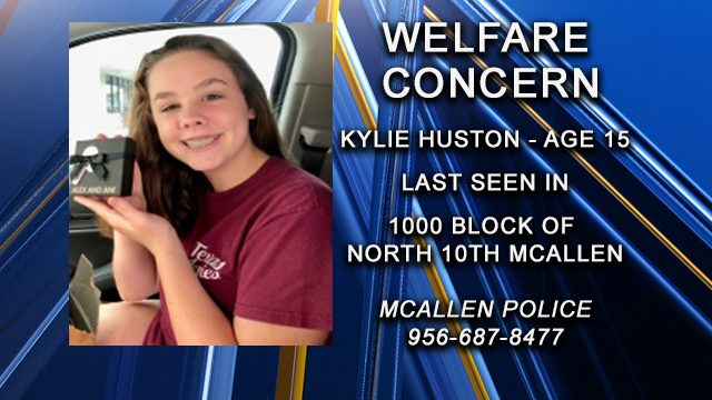 Welfare concern for Valley teenager